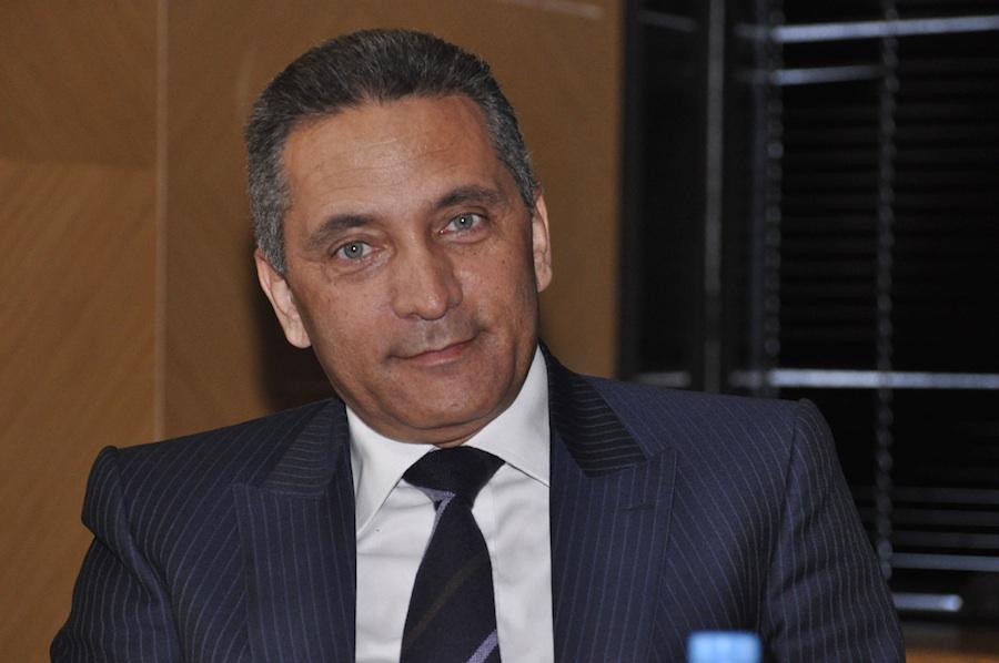 Moulay Hafid Elalamy, fondateur du groupe Saham, devenu premier assureur africain hors Afrique du Sud.
